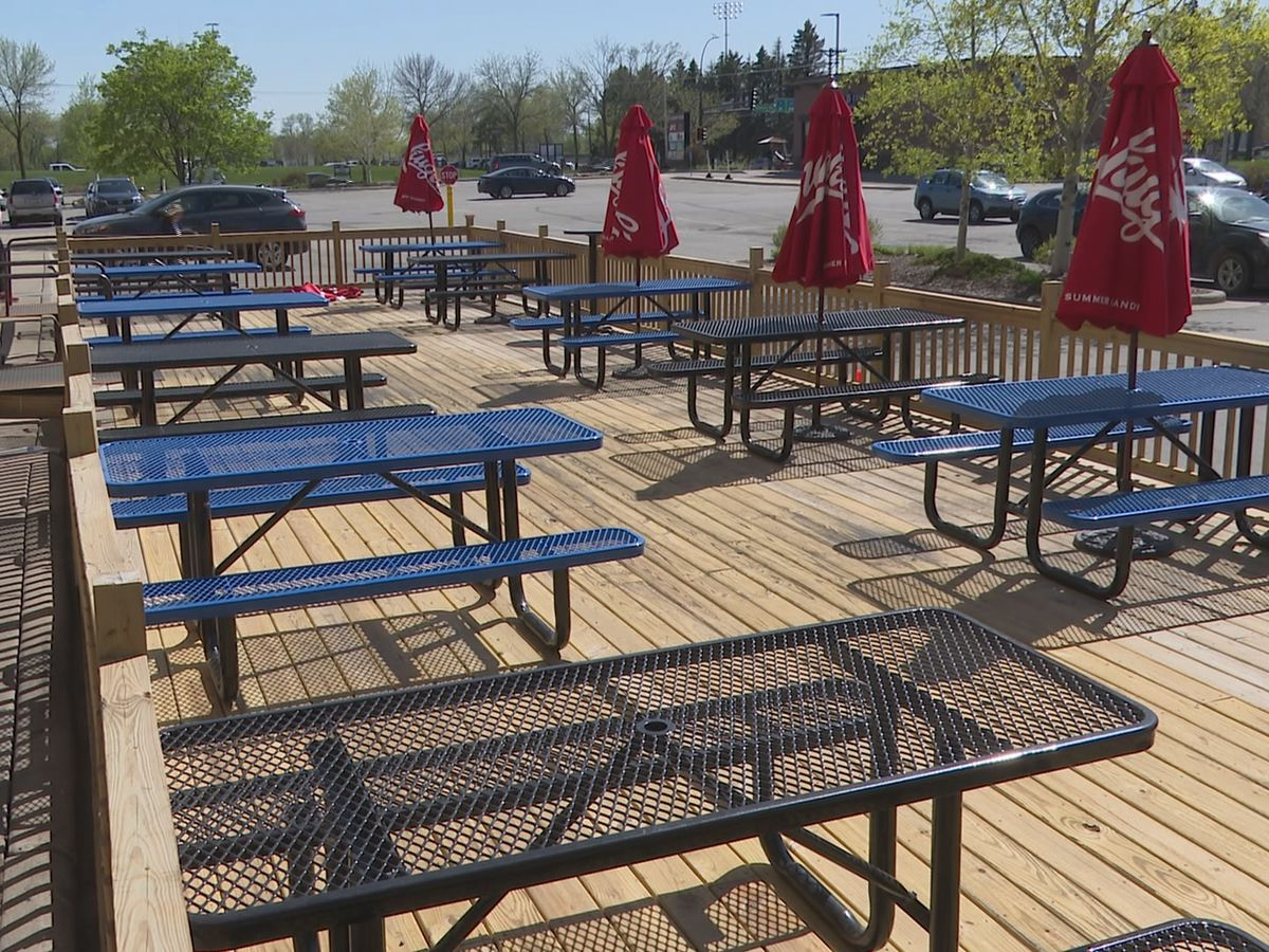 Mankato City Council considers changes to patio occupancy rules