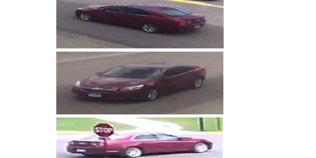 Authorities seek public's help locating suspect in Springfield hit-and-run