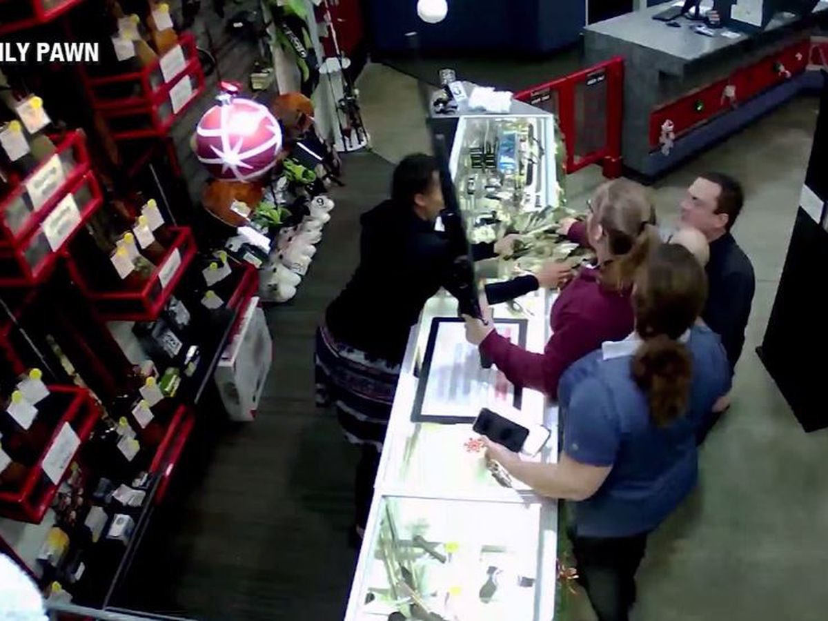WATCH: Manager catches baby falling headfirst off Utah store counter