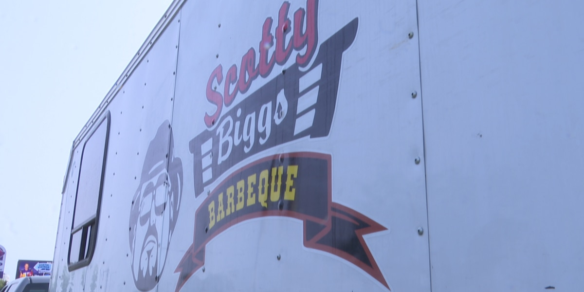 A food truck brings the taste of the south to the area