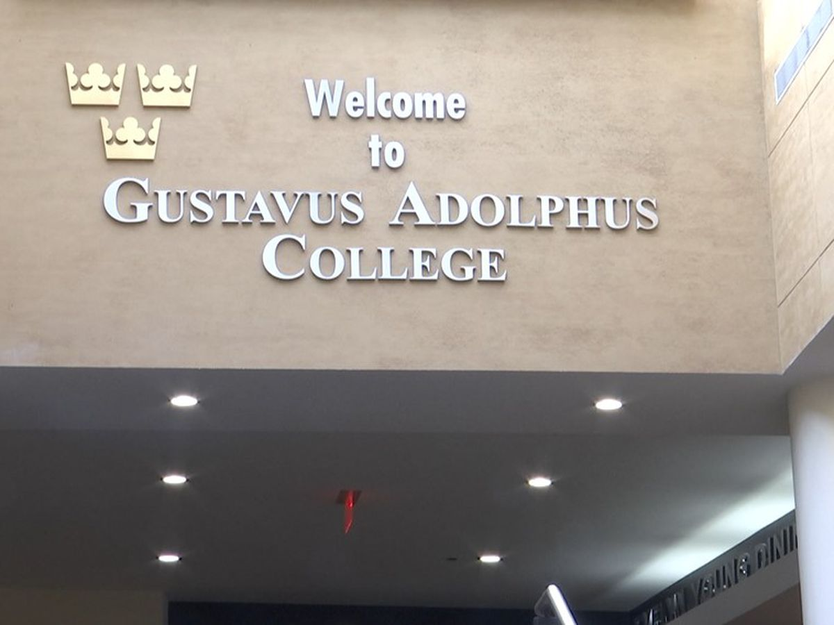 Gustavus Adolphus College students can return to campus next week