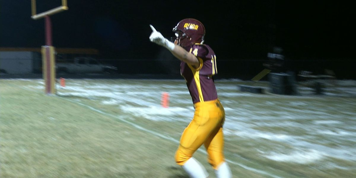 Blue Earth Area rolls to win over Maple River