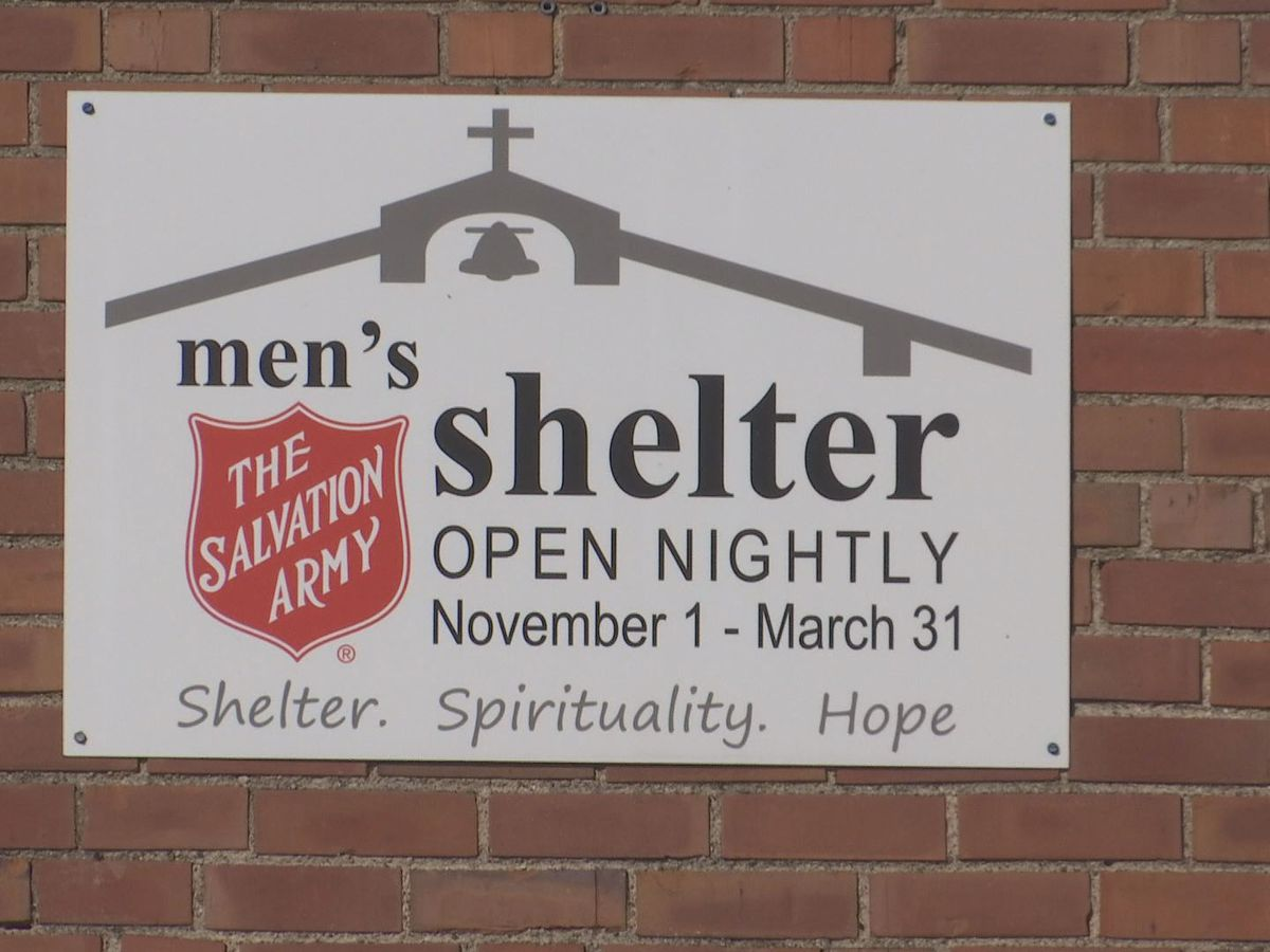 Salvation Army preps for Run for Shelter 5k, men's shelter seasonal opening