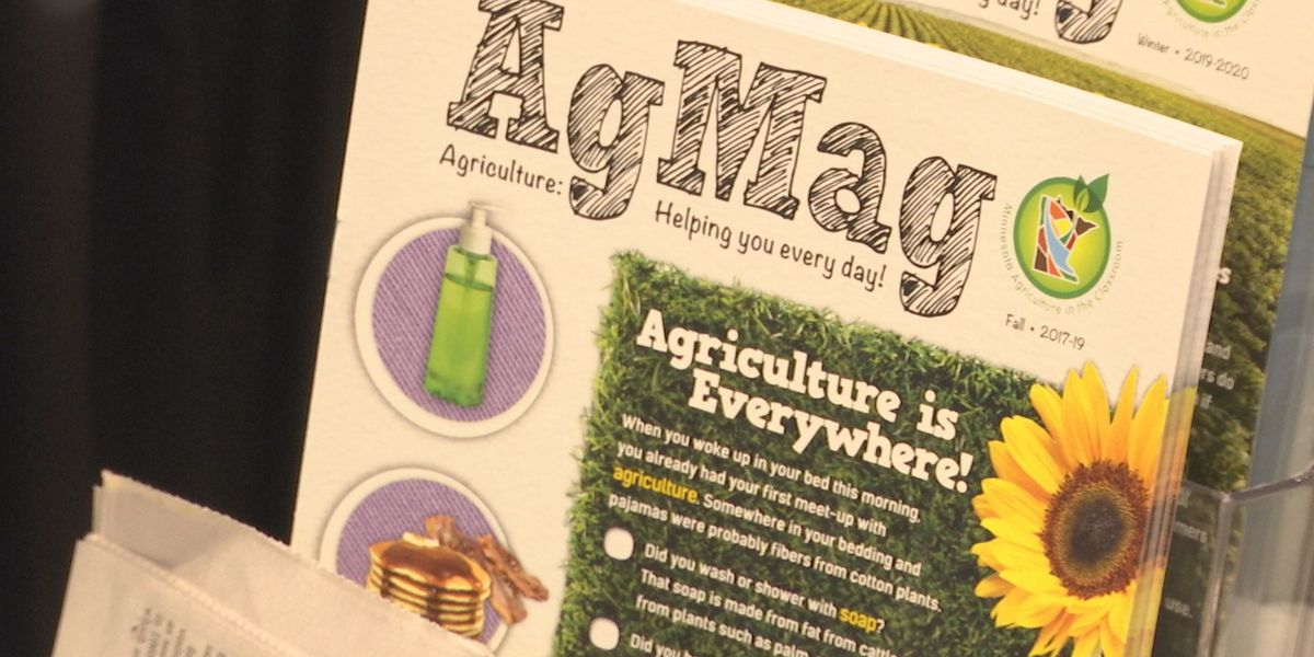 Minnesota Ag in the Classroom offering resources to incorporate ag education in all classrooms