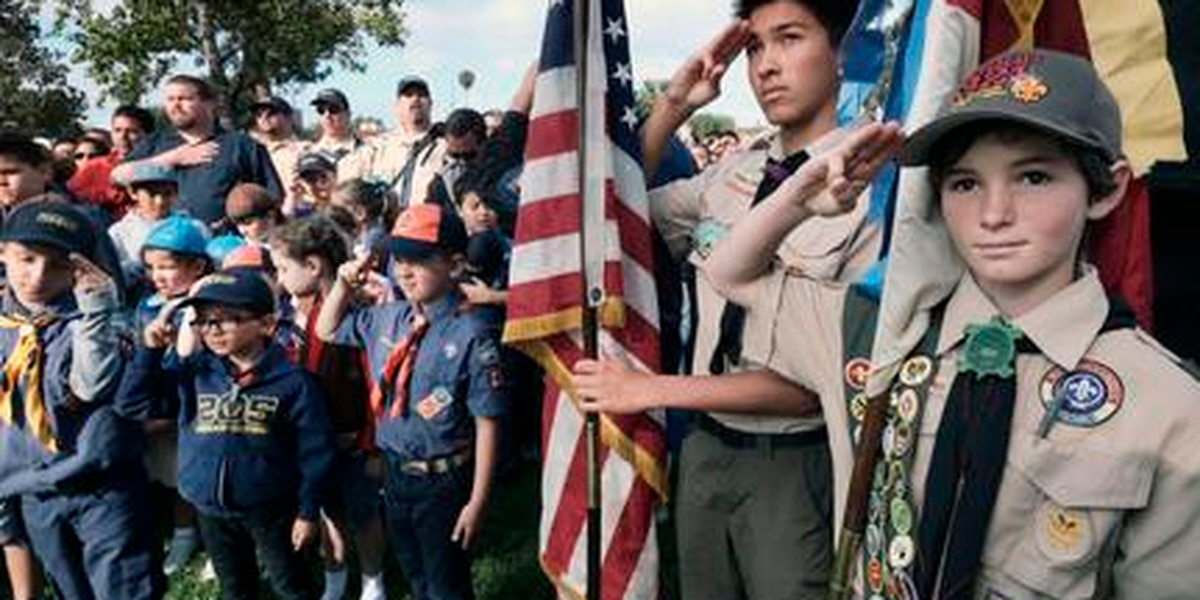 Boy Scouts of America files for bankruptcy amid hundreds of sexual abuse lawsuits