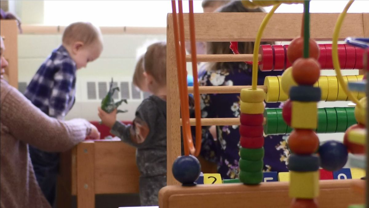 Eagles Nest Day Care Center hoping to alleviate childcare shortage with reopening - KEYC
