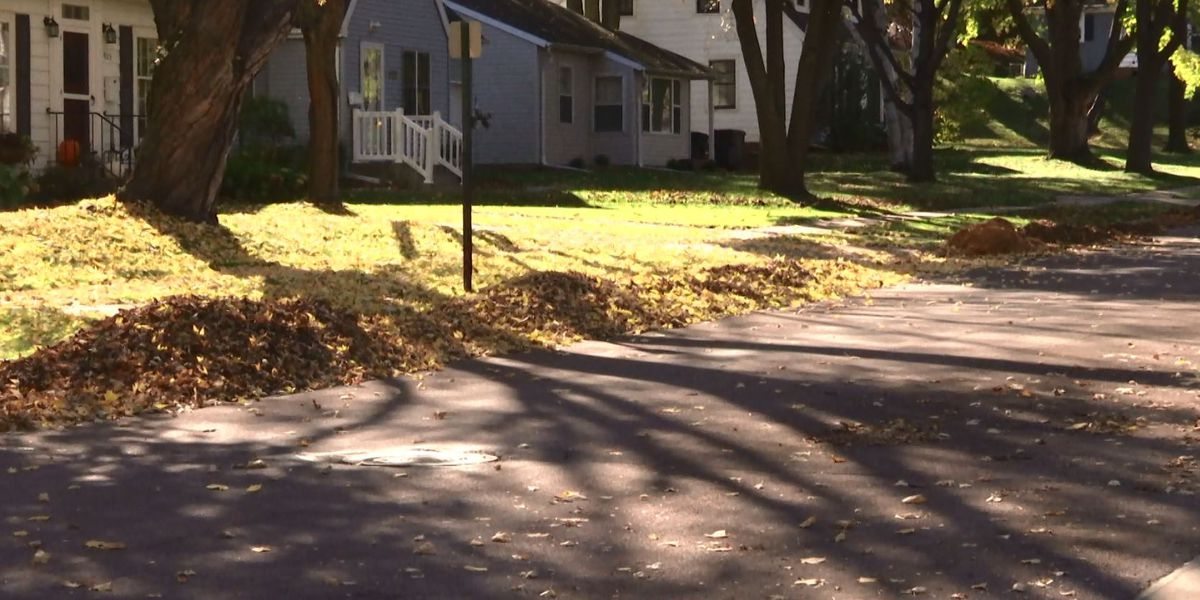 City of Mapleton announces 2019 leaf vacuuming schedule