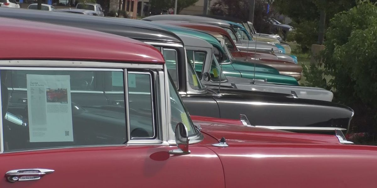 Unique Specialty and Classic Cars holds sale until Aug. 17