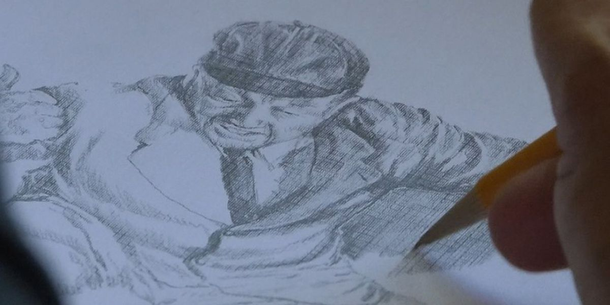 Local artist revisits illustration talent for exhibit of his past, present art