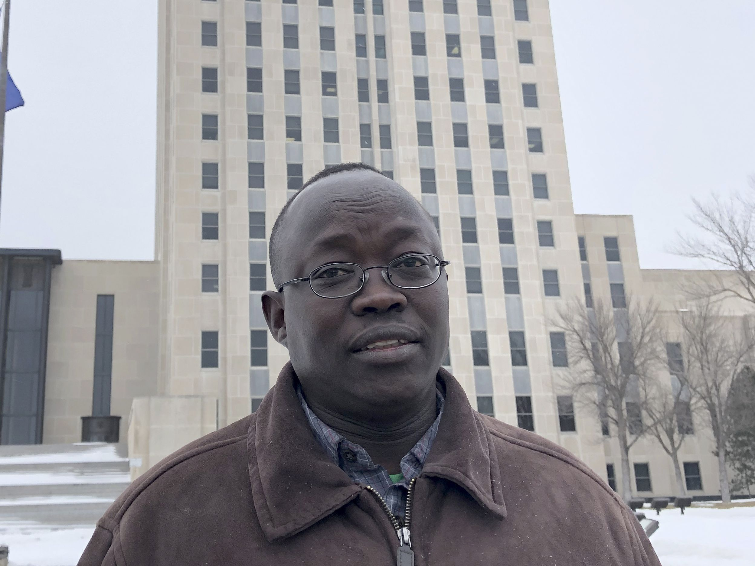 North Dakota county may become US's 1st to bar new refugees