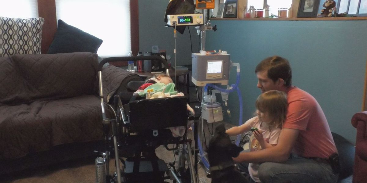 Fairmont family faces hurdles in getting daughter's life-saving medication