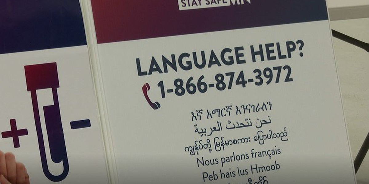 Language barrier plays toll on COVID-19 testing accessibility