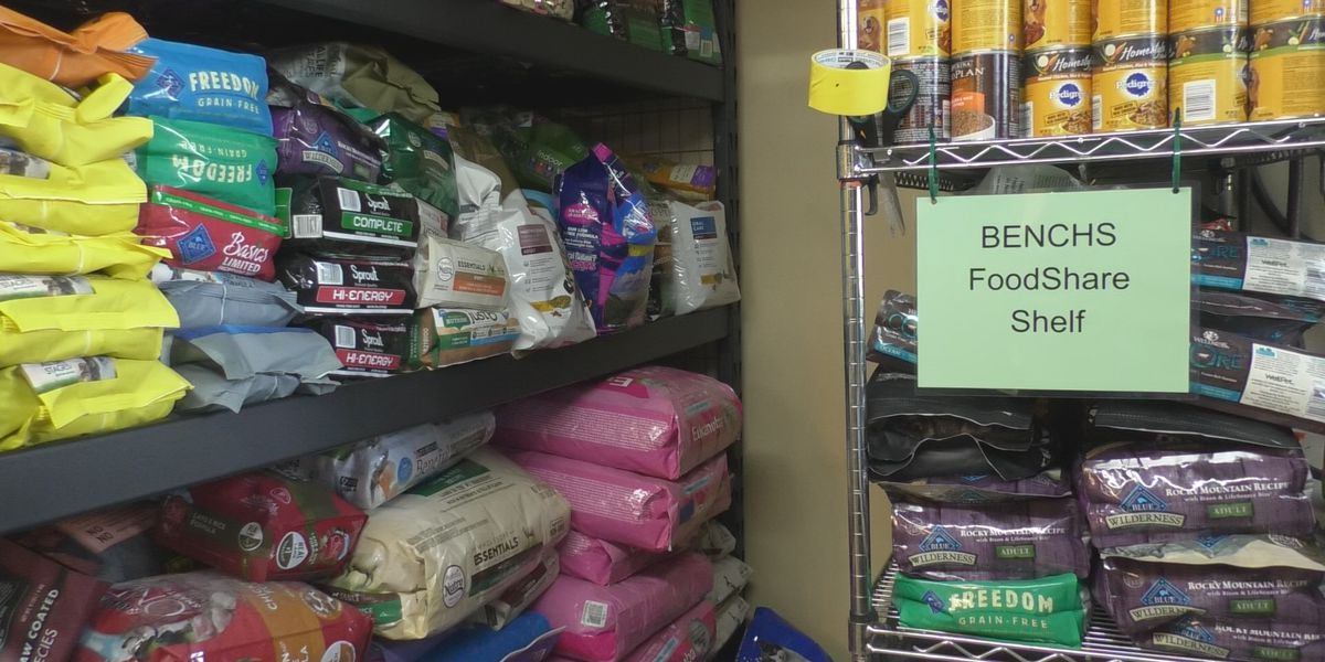 BENCHS expands foodshare program, assists local pet owners