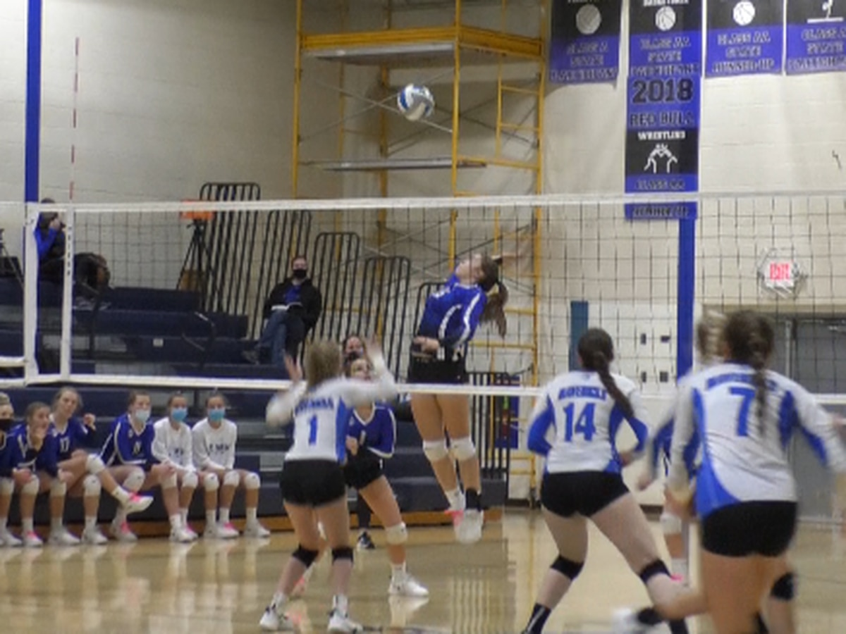 LCWM rattles MCW, Knights win 3-1