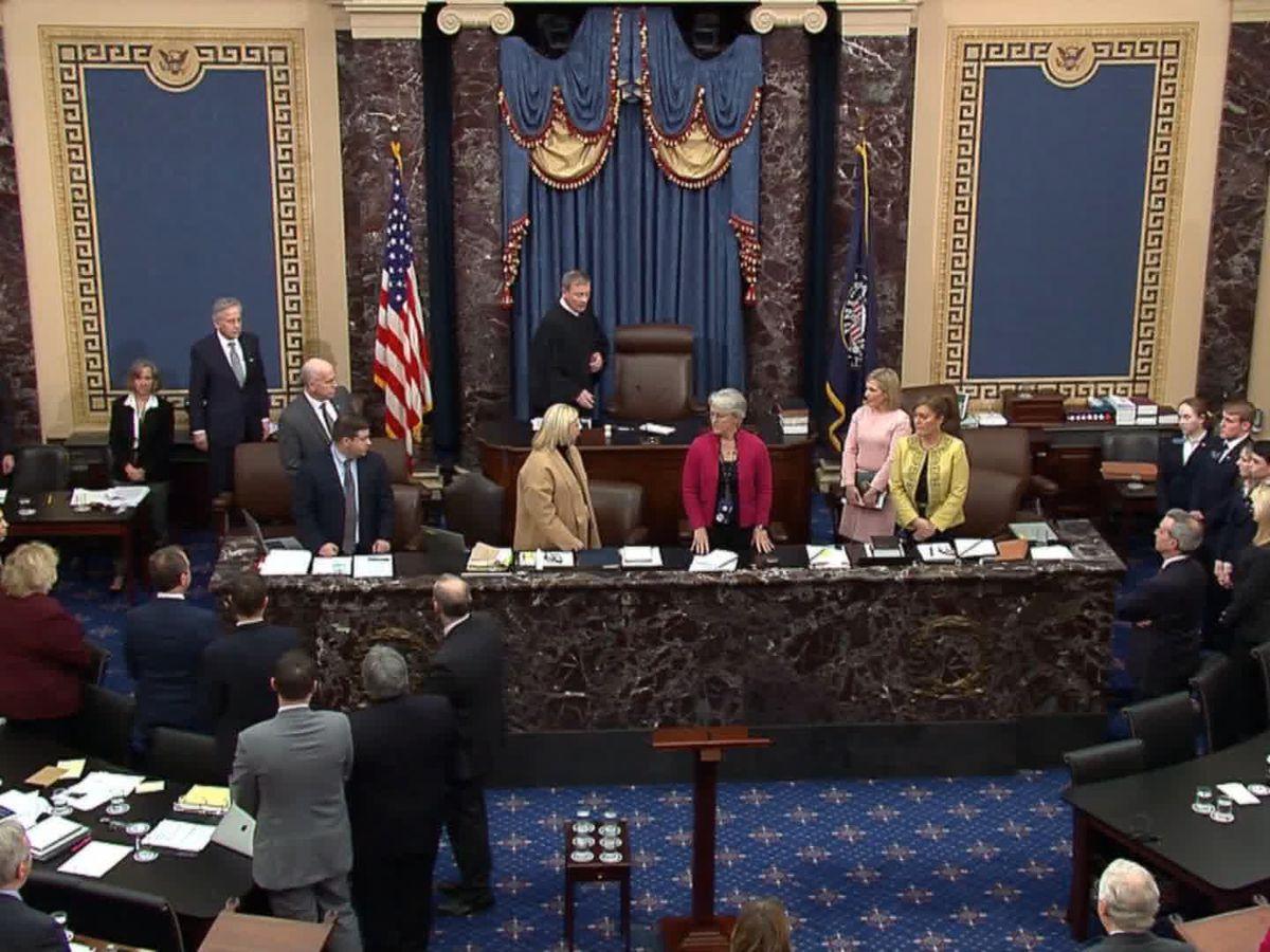 Klobuchar backs call for new witnesses in Senate Impeachment trial
