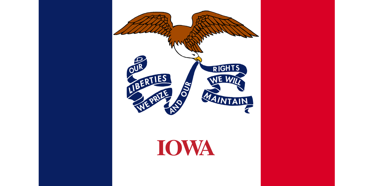 Iowa reschedules 3 special elections in light of outbreak