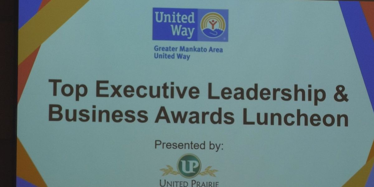 United Way holds annual luncheon to recognize area business leaders