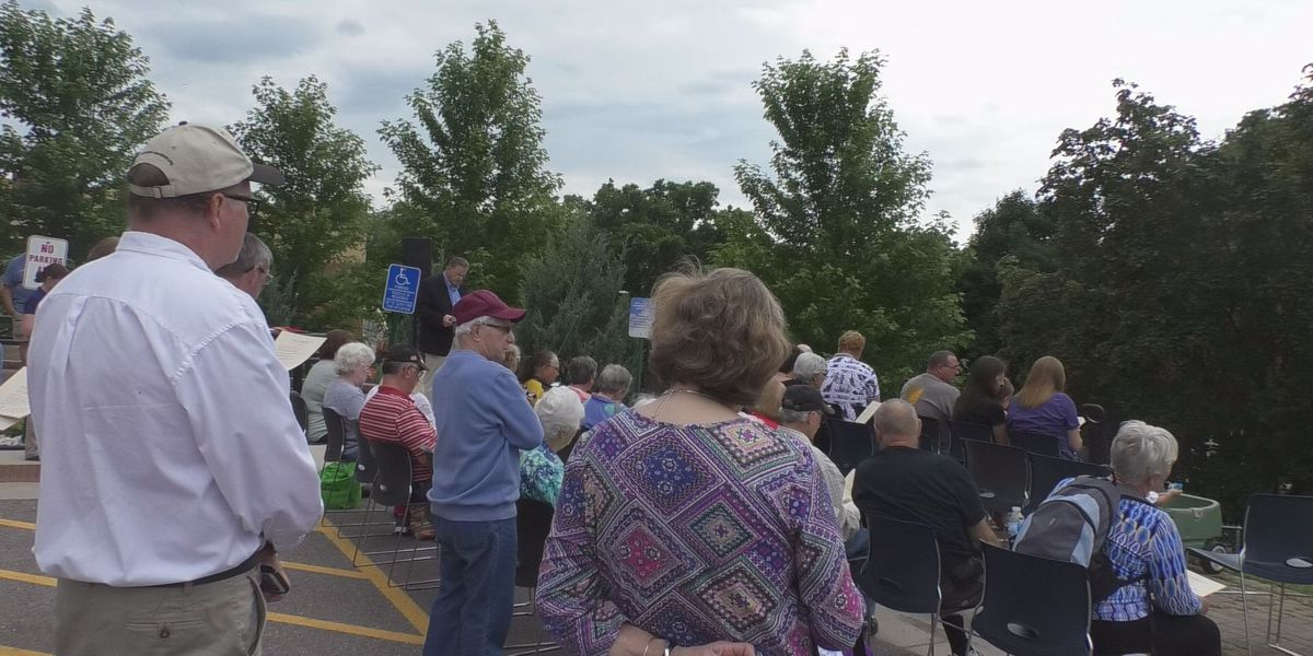 Community members remember home invasion victim with tree planting ceremony