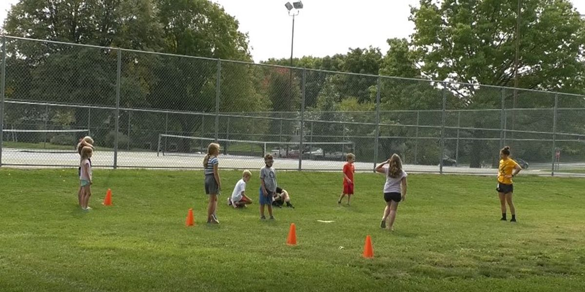 'Rec on the Go' program brings free children activities to area parks