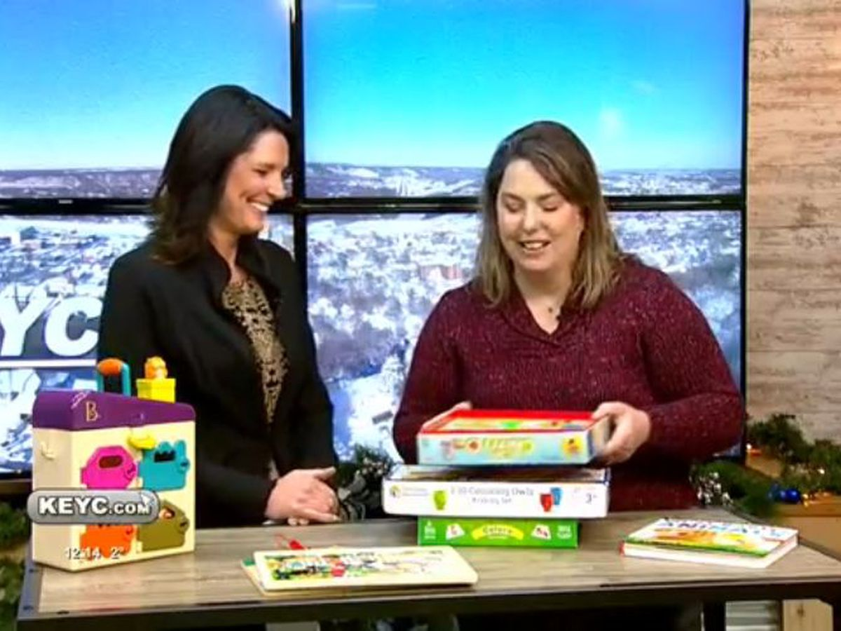 Fun and developmental gift ideas from the Mankato Clinic