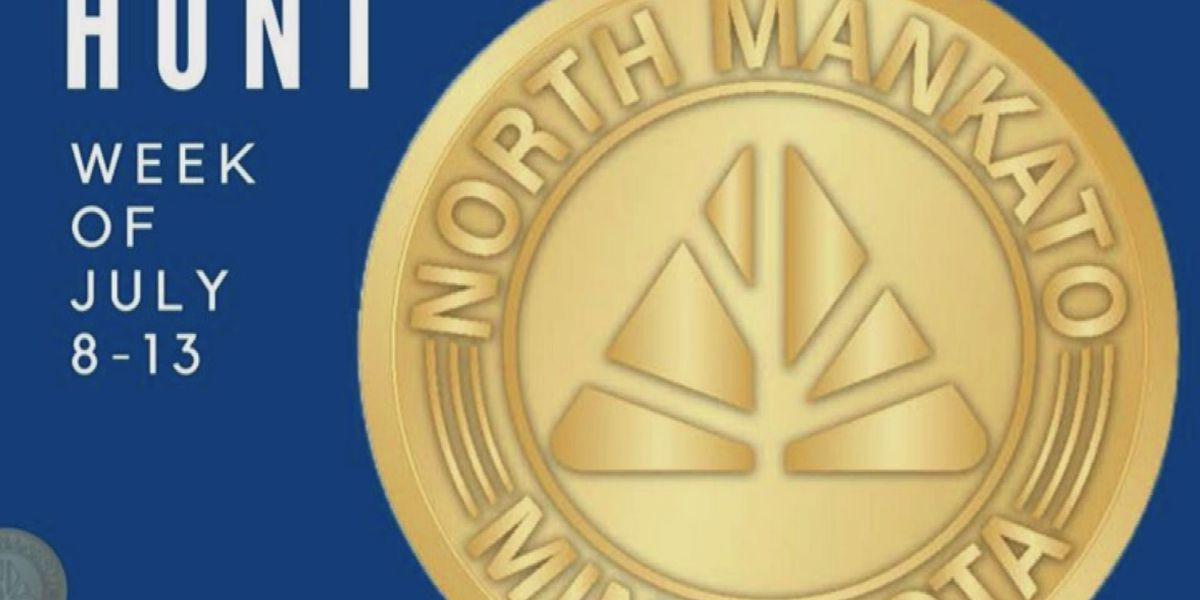 North Mankato Medallion Hunt: Clues
