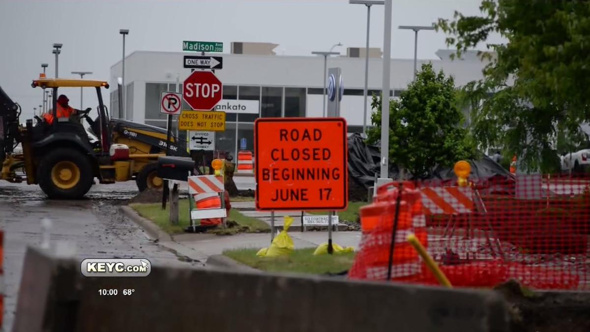 Haefner Drive construction begins today