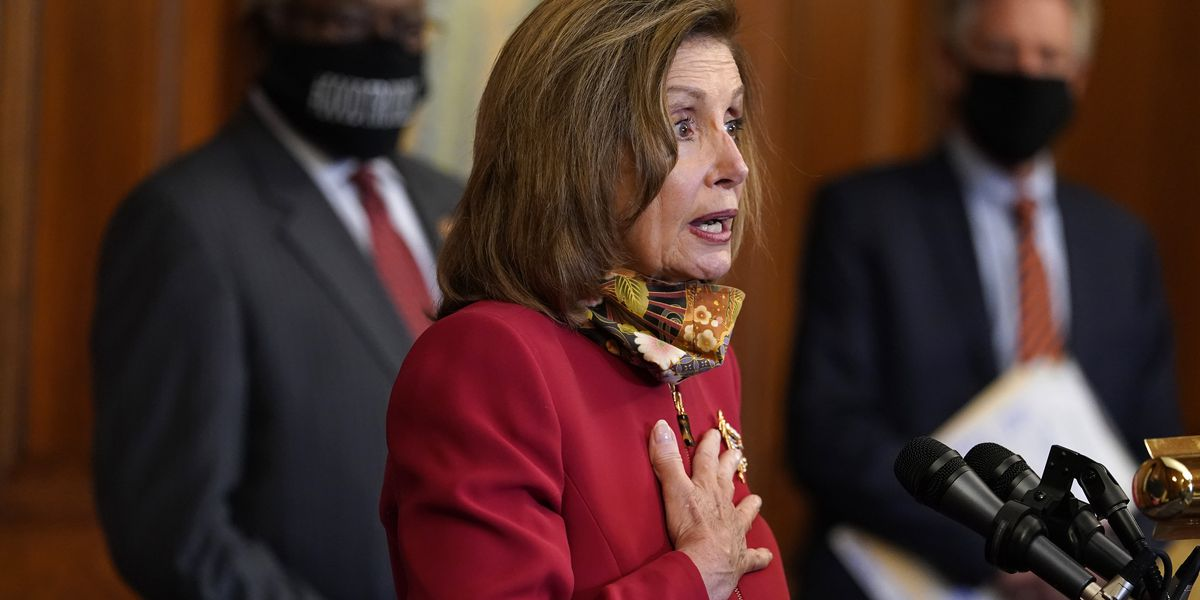 House Democrats unveil new $2.2T proposal for virus aid