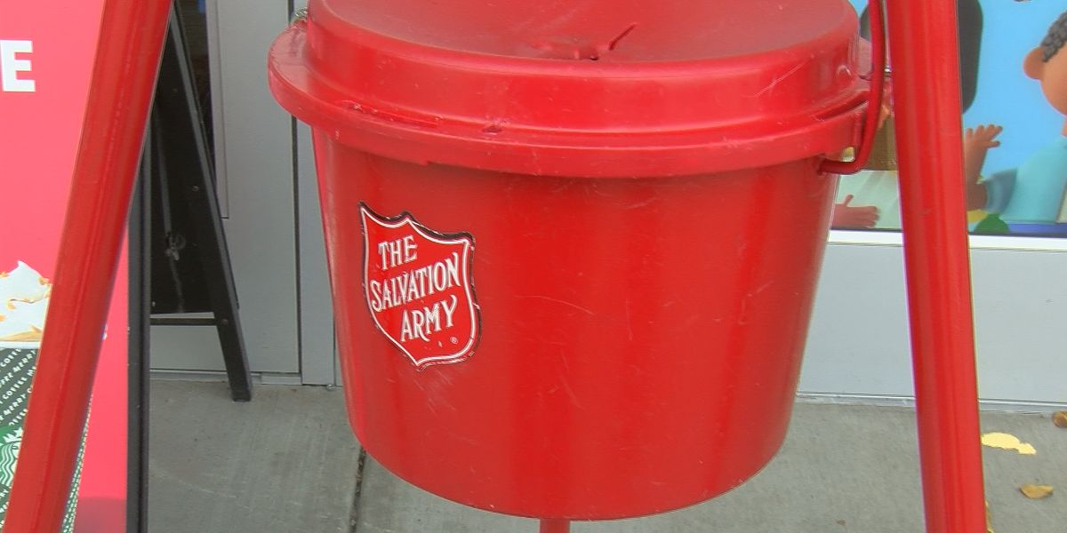 Salvation Army makes donating easier with QR codes, other digital donation options