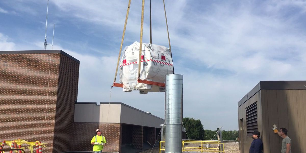 Mayo Clinic Health System gets special delivery