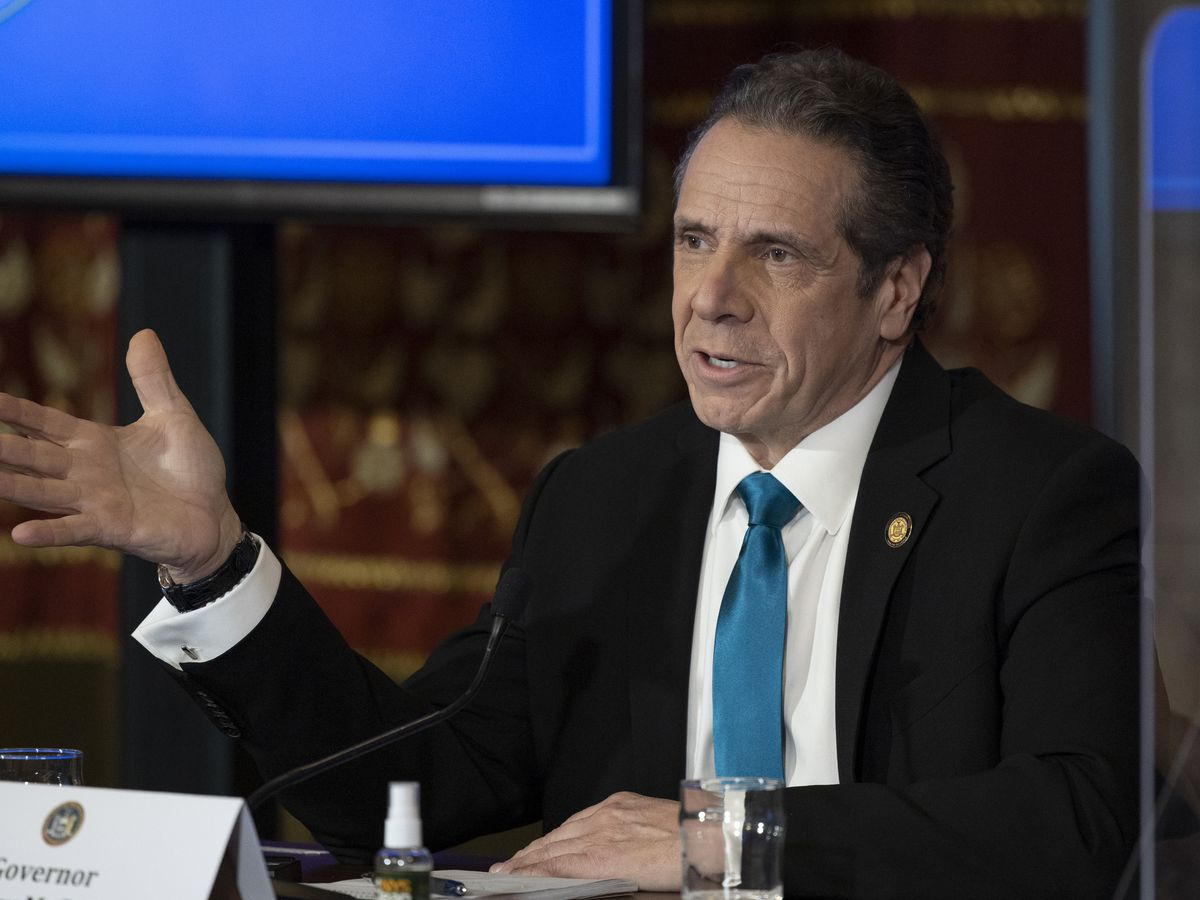 NY attorney general names team that will investigate Cuomo