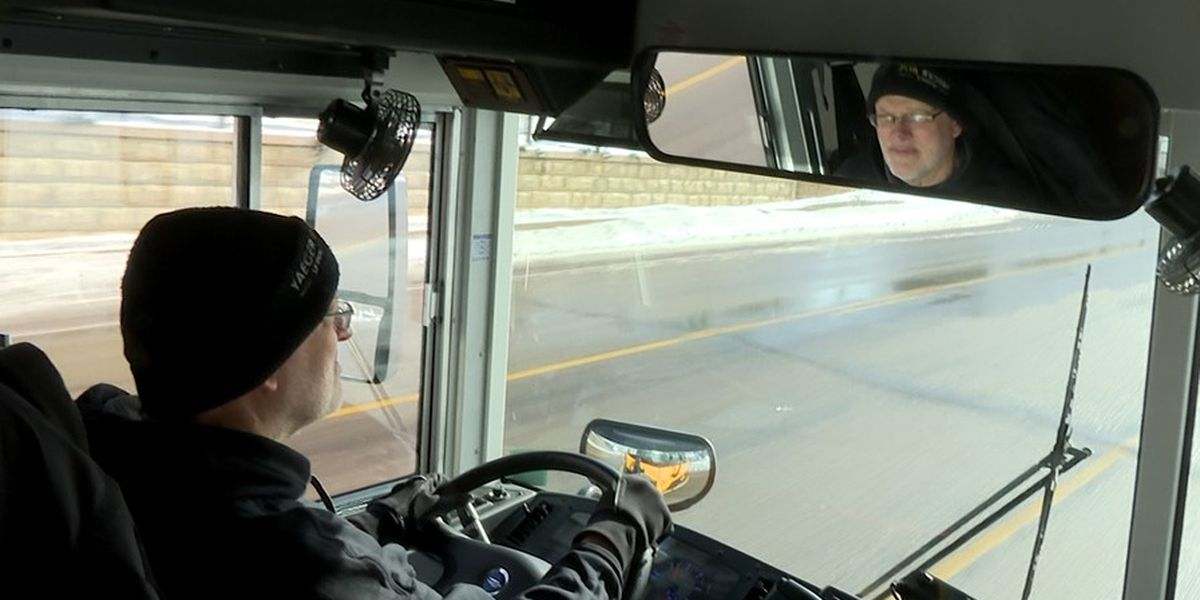 State recognizes school bus drivers going the extra mile