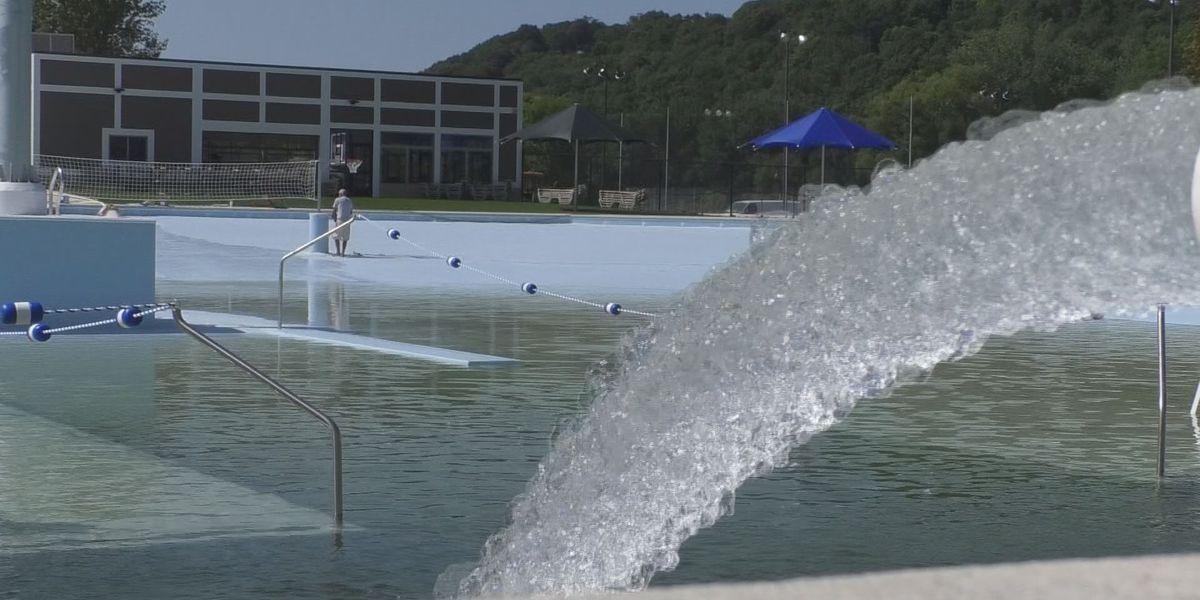 North Mankato's Spring Lake Park Pool to open Wednesday