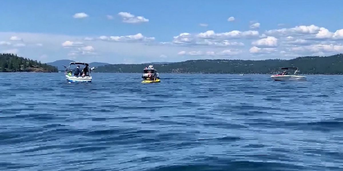 Sheriff: At least 8 killed in plane collision at Idaho lake