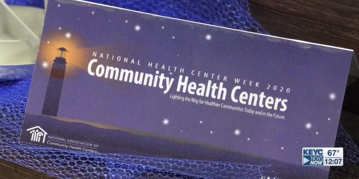 National Health Center Week honors health centers during pandemic