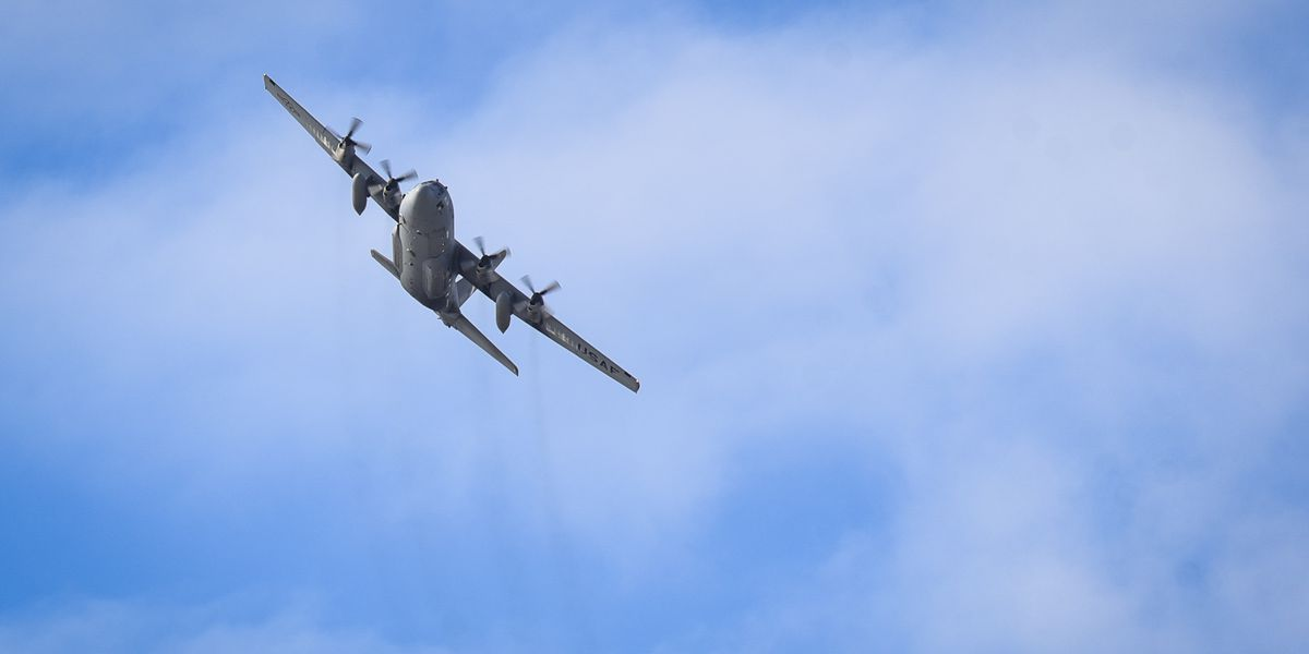 Minnesota Air National Guard, Air Force Reserves to flyover southern Minnesota Wednesday