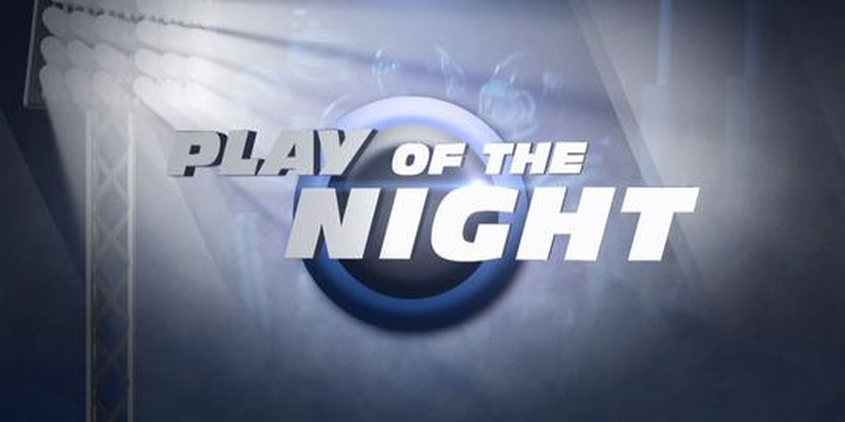 Sports Extra Play of the Night: Week 8