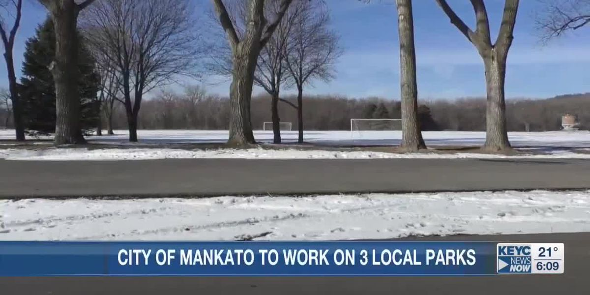 City of Mankato making major upgrades to local parks