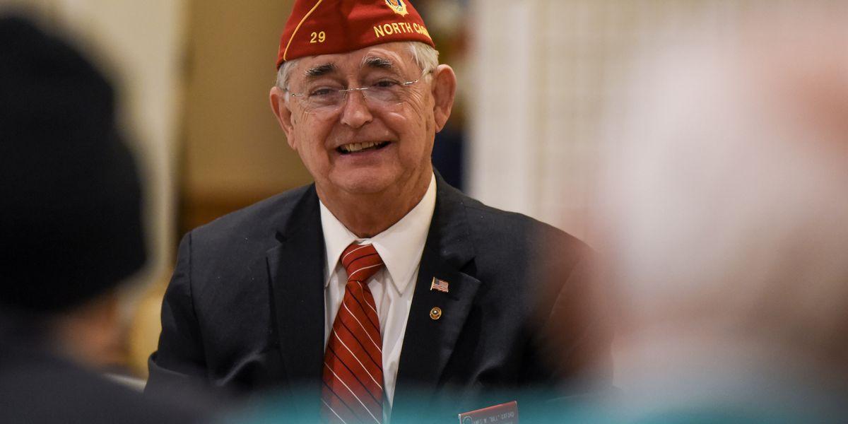 American Legion National Commander visits Mankato
