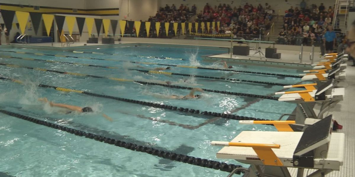 Local teams make appearance at State Swim and Dive Meet