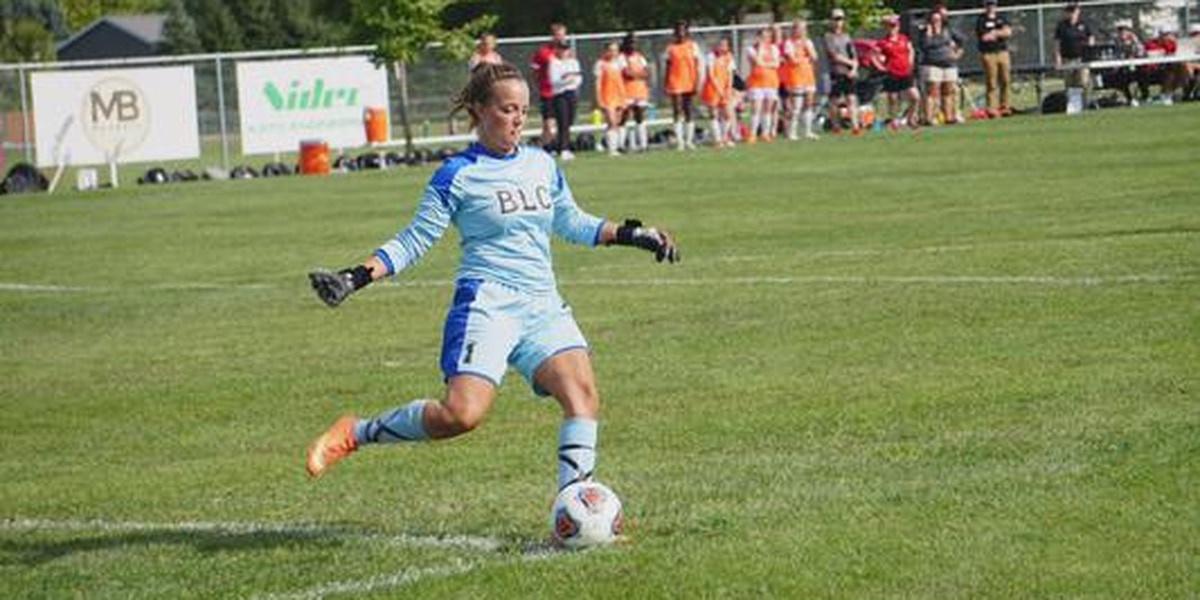 Bethany Lutheran Women's Soccer team firing on all cylinders in home opener