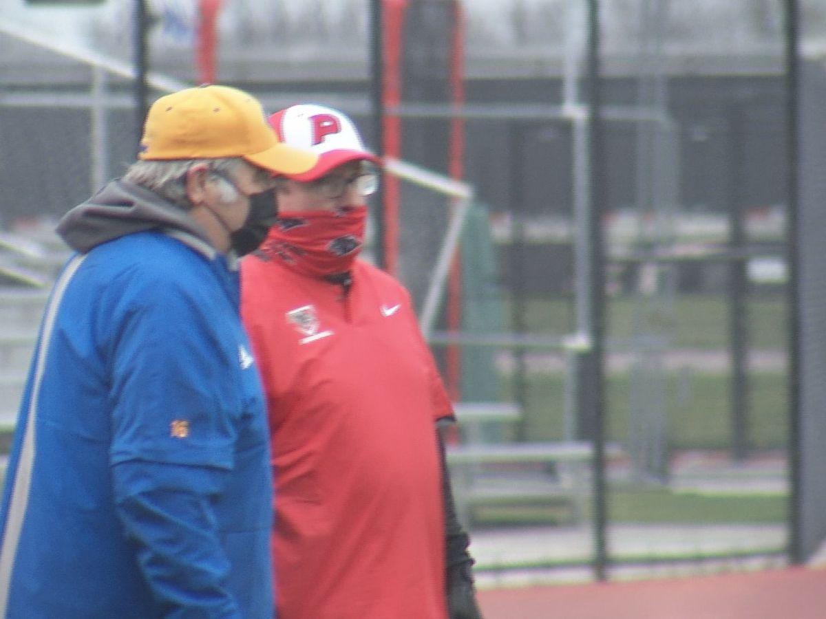 First-year NRHEG head coach makes memorable debut against familiar face