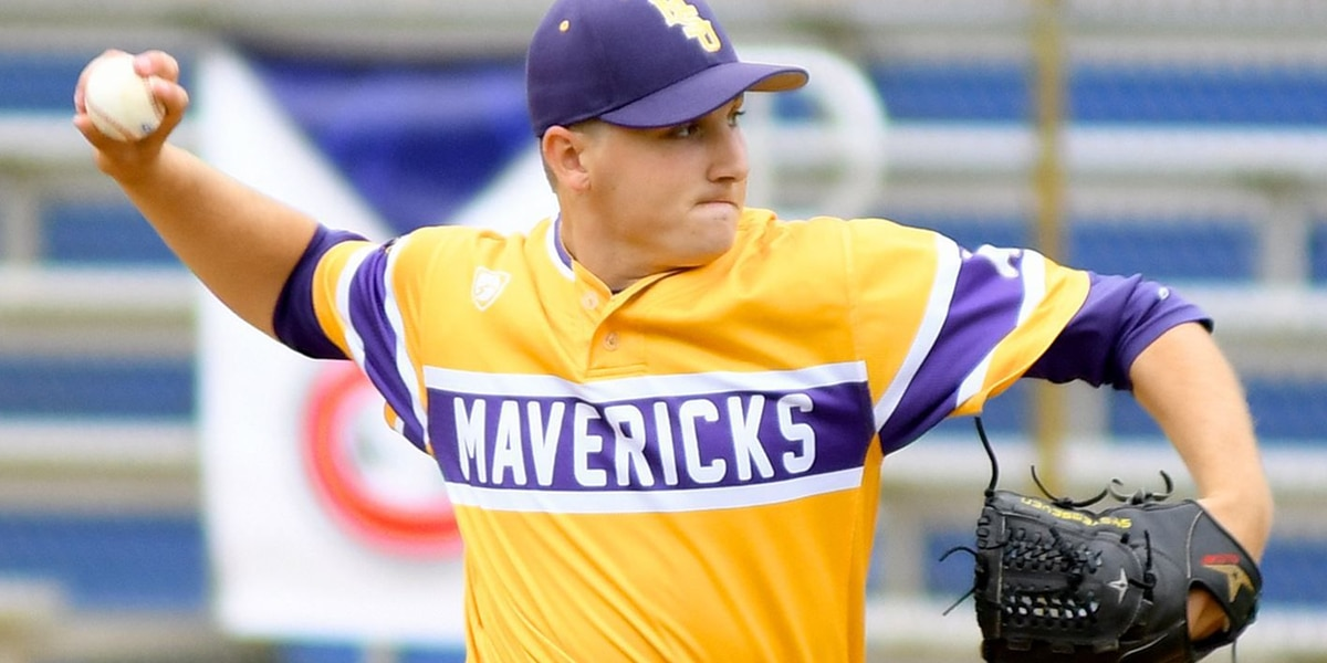 Former Minnesota State pitcher suiting up for AA club this season