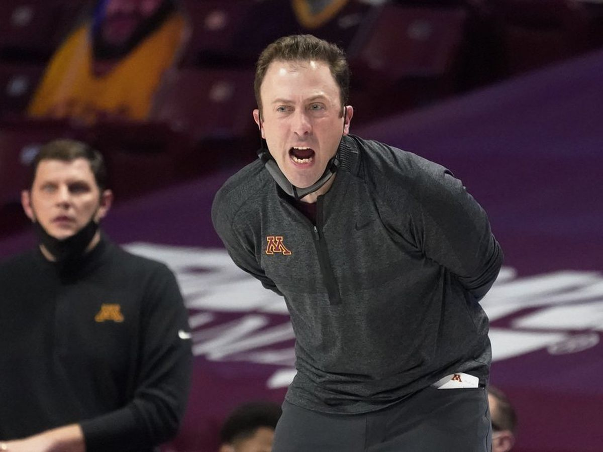 Job in jeopardy, Gophers' Pitino 'not waving the white flag'
