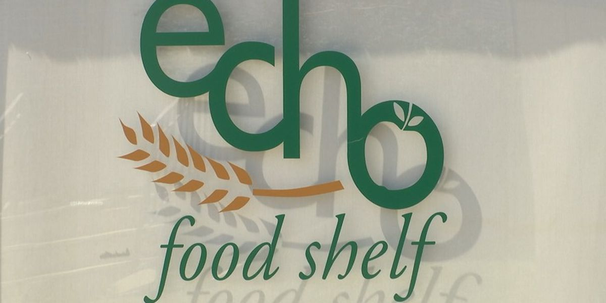 ECHO food shelf temporarily changes shopping guidelines