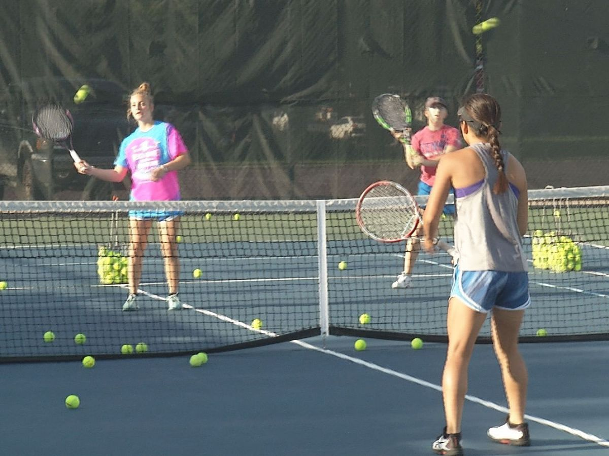 St. James Area tennis looks to continue dominant run