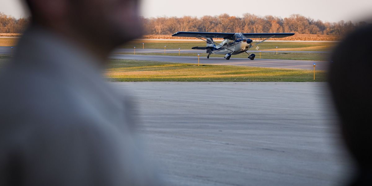 PHOTOS: Adversity led her to aviation -- now, Mankato pilot brings opportunity to others