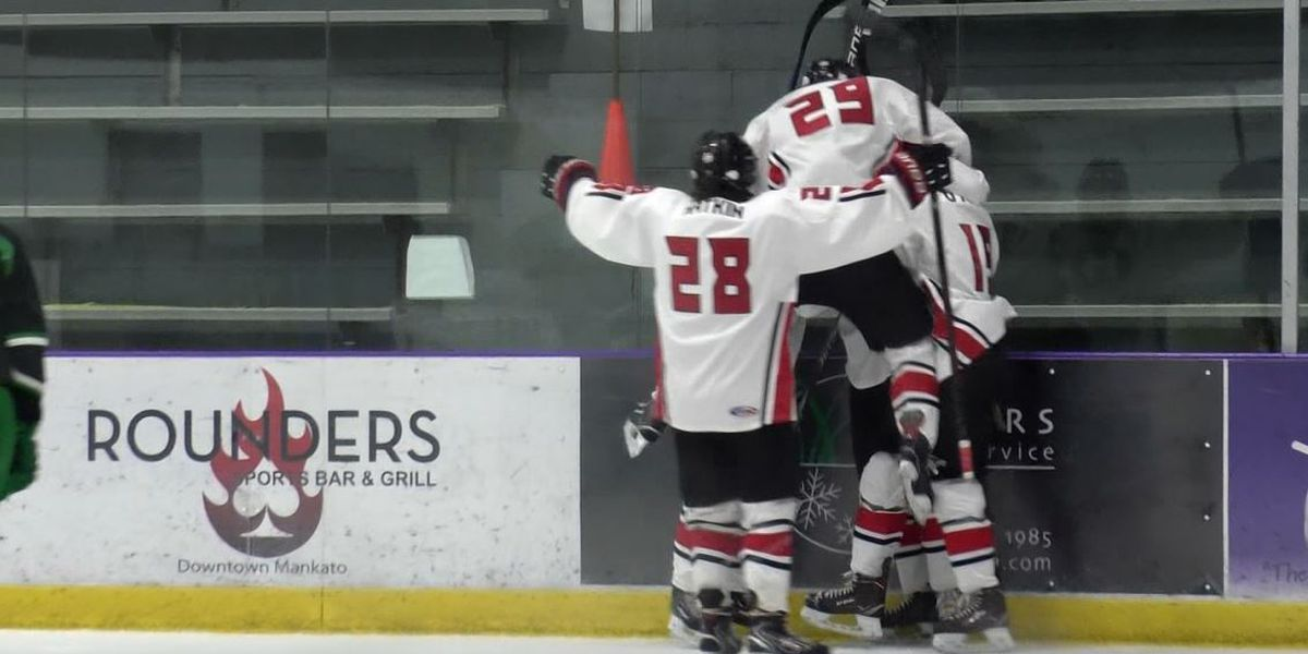 Scarlets rout La Crescent-Hokah 9-2 to face Wildcats in section 1A championship