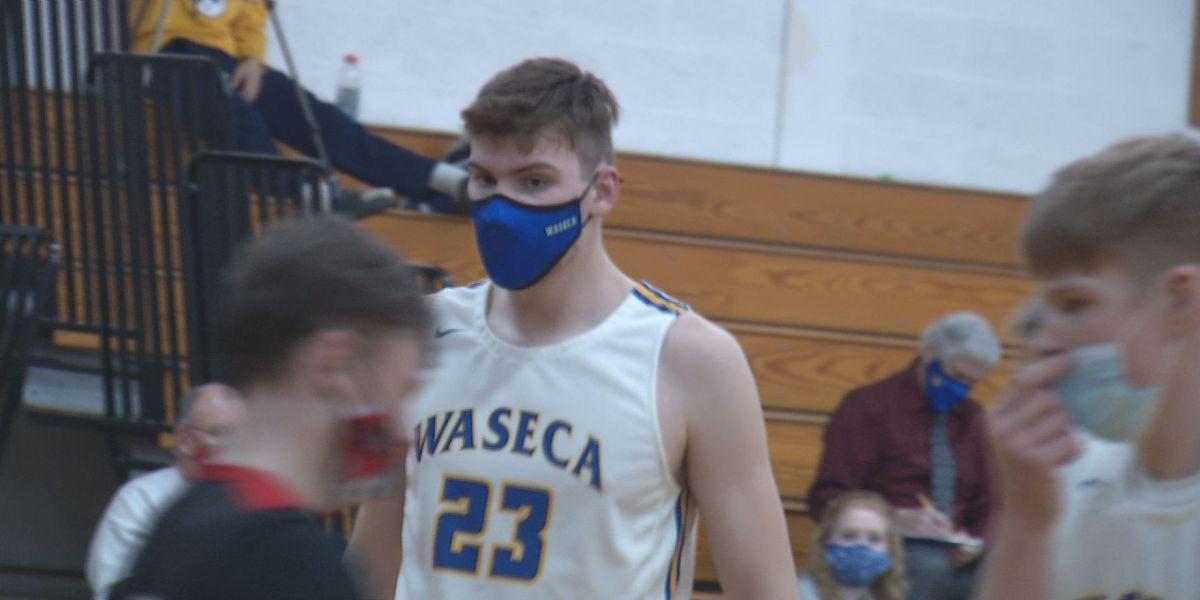 No. 1 Waseca improves to 2-0