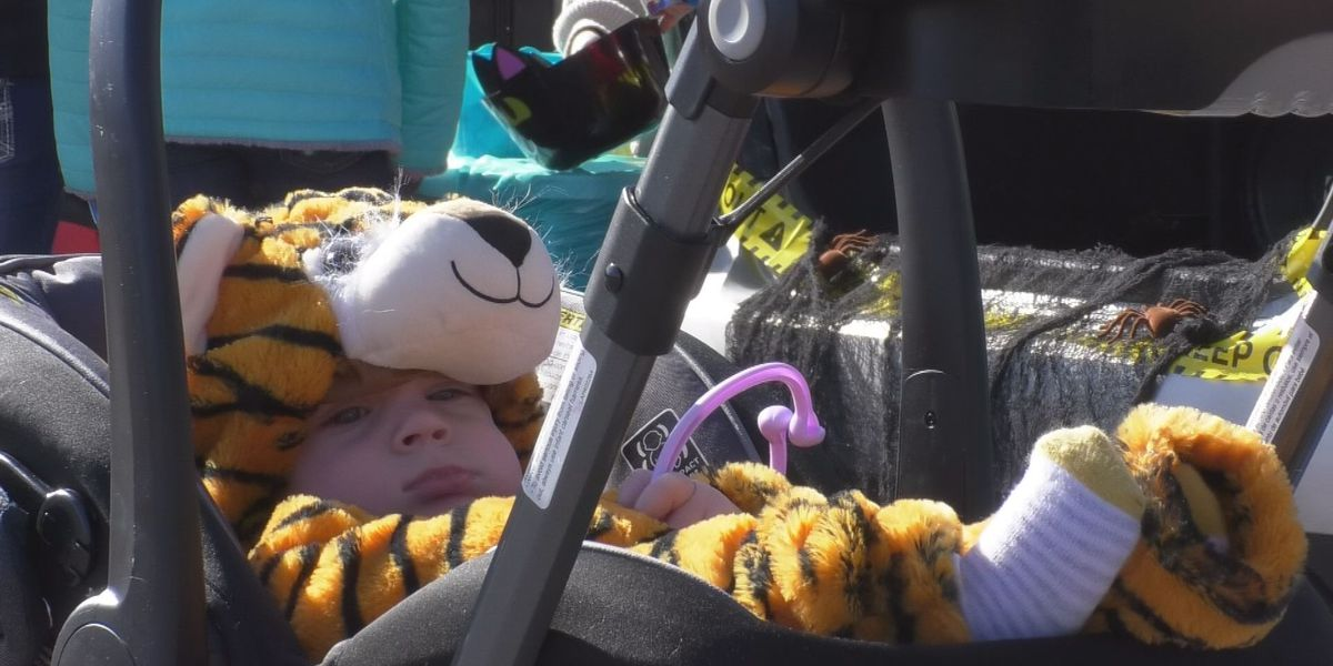 Trunk-or-Trinket event brings awareness to dangers of Halloween for kids with allergies