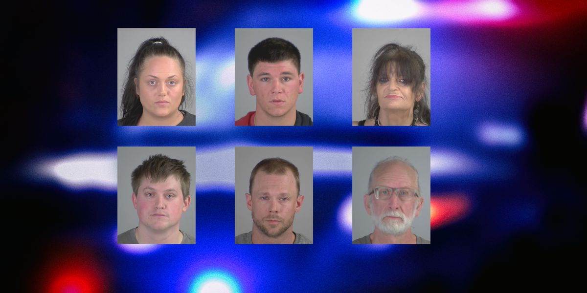 6 people charged for solicitation of prostitution